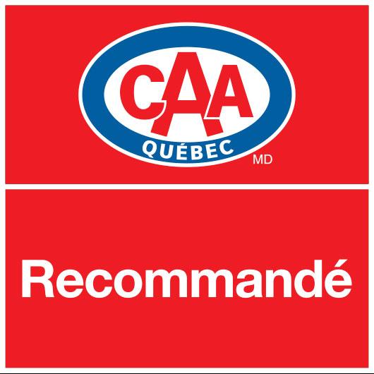 Garage recommandé CAA