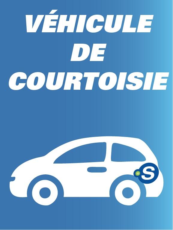 2. Vehicule de courtoisie 1 - Mesures de prévention - COVID-19